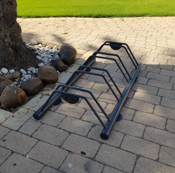 מתקן אופניים - 4 זוגות