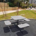 שולחן פיקניק פרלמנט 255