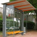 תחנת אוטובוס אלפא 1400