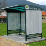 תחנת אוטובוס אלפא 1210