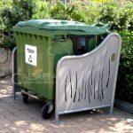 מסתור עגלות אשפה – סיגמא – במבוק 1100S