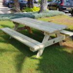 שולחן פיקניק פרלמנט 260