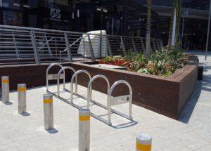 מתקן אופניים לשטחי חוץ
