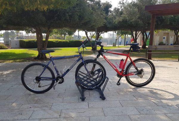 מתקן אופניים איכותי